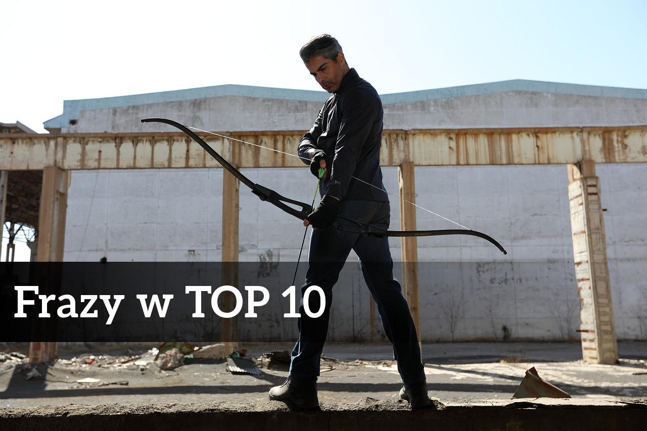 Frazy w TOP 10
