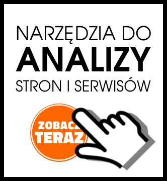 narzędzia do analizy stron noclegowych