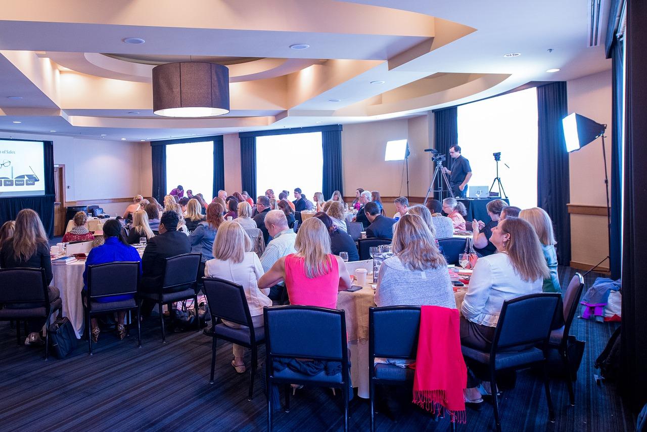 Organizowanie spotkań dużym potencjałem dla gospodarki