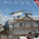 Zima, mróz, a budowa i remont co wtedy
