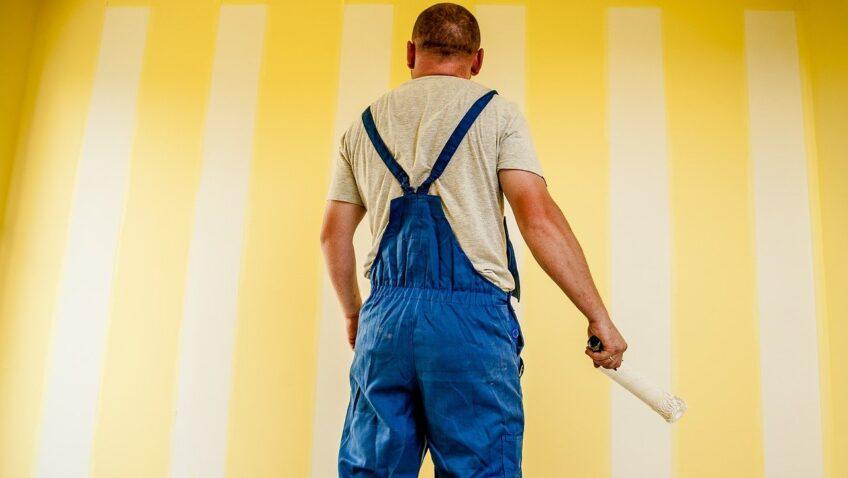 Cennik malowania ścian 2021